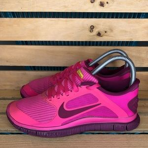 Nike Free 4.0 Livestrong Womens Size 6 Running